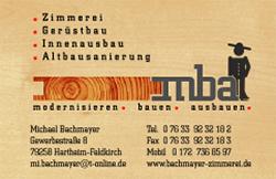 Zimmerei Bachmayer